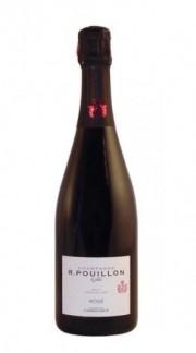 """""""Rosé de Saignée"""" Champagne AOC Brut Premier Cru Pouillon"""