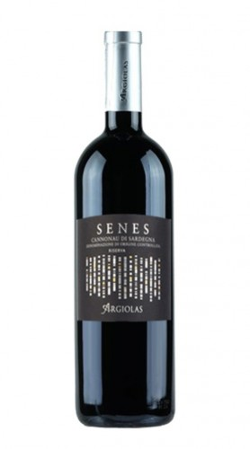 Cannonau Riserva 'Senes' Argiolas 2014