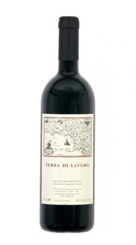 """Terra di Lavoro"" Campania IGT Galardi 2013 3 Lt Box di Legno"