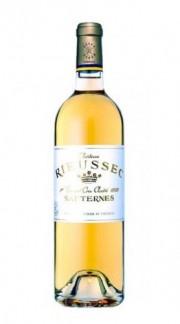 Sauternes Premier Cru Classé Chateau Rieussec 2015 37.5 cl