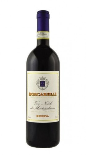 Vino Nobile di Montepulciano Riserva DOCG Boscarelli 2013