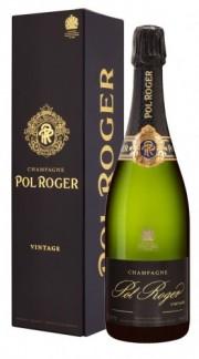 """'Vintage"""" Champagne AOC Brut Pol Roger 2009 con Confezione"""