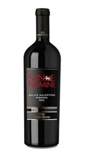 """Sine Nomine"" Salice Salentino D.O.C. Riserva Torrevento 2014"