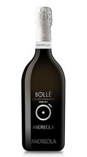 """Spumante """"Bollè """" Cuvèe Extra Dry Andreola"""