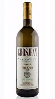 "Valle d'Aosta DOC ""Muscat Petit Grain"" GROSJEAN 2016"