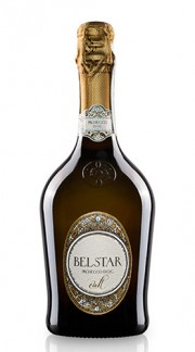 """Bel Star Cult"" Spumante Prosecco DOC Cuvée Extra Dry Bisol"