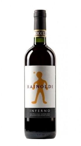 """Inferno"" Valtellina Superiore DOCG Rainoldi 2015"
