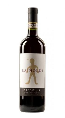 """""""Sassella"""" Valtellina Superiore DOCG Rainoldi 2014 37.5 cl - MEZZA BOTTIGLIA"""