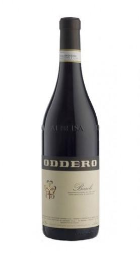 'Barolo DOCG' Oddero 2011 37.5 cl - MEZZA BOTTIGLIA