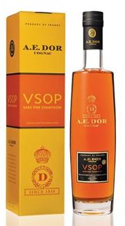 Cognac V.S.O.P. Rare Fine Champagne Maison A.E. DOR 50 Cl