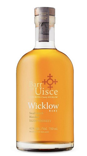 "Blended Irish Whiskey ""Wicklow Rare Signature Blend"" Barr An Uisce 2004 70 Cl"