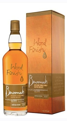 "Whisky Single Malt ""Wood Finish Château Cissac"" Benromach 2009 70 Cl"
