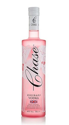 """Vodka """"Chase Rhubarb"""" Chase Distillery 70 Cl"""