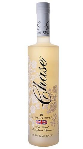 Chase Elderflower Liqueur Chase Distillery 50 Cl