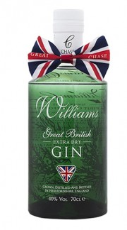 Gin Williams GB Extra Dry Chase Distillery 70 Cl