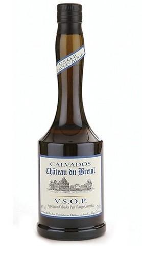 Calvados V.S.O.P.Château du Breuil 70 Cl