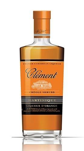 """Liqueur D'Orange """"Créole Shrubb"""" Clément Rhum 70 Cl"""