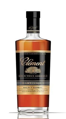 """Rhum Vieux Agricole """"Select Barrel"""" Clément Rhum 70 Cl"""