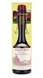 Calvados Reserve du Château 8 Ans d'Age Château du Breuil 70 Cl con Confezione