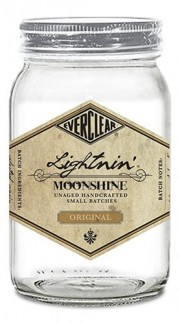"Moonshine ""White Lightnin' "" Everclear 50 Cl senza Confezione"