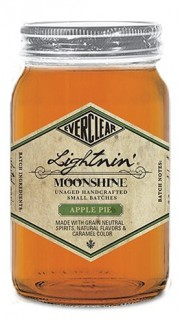 "Whisky Moonshine ""Apple Pie Lightnin'"" Everclear 50 Cl senza Confezione"