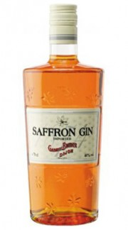 Gin Saffron GABRIEL BOUDIER 70 Cl senza Confezione