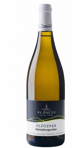 Weissburgunder/Pinot Bianco PLÖTZNER Kellerei St.Pauls 2017