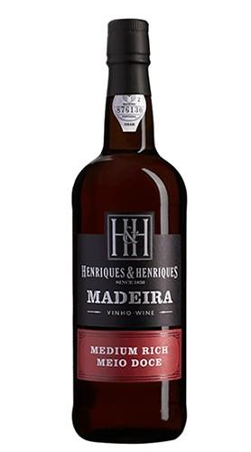 Madeira Full Rich 3 anni HENRIQUES & HENRIQUES