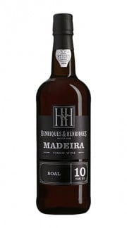 Madeira 10 years Malvasia HENRIQUES & HENRIQUES
