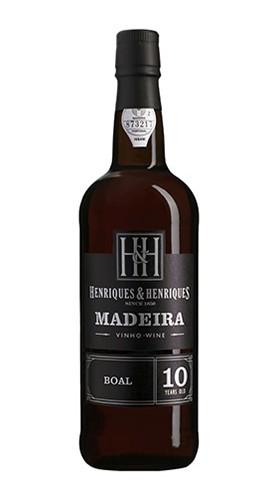 Madeira 10 years Malvasia HENRIQUES & HENRIQUES