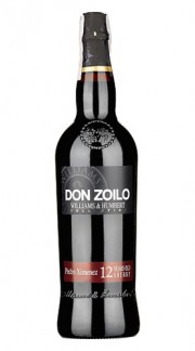 "Sherry Pedro Ximénez ""Don Zoilo"" 12 Years Old Williams & Humbert"