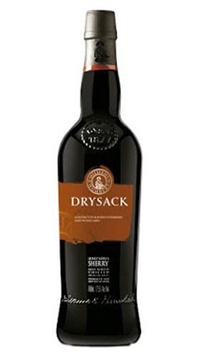 Sherry Dry Sack Medium Williams & Humbert