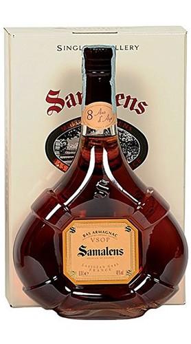 Bas Armagnac V.S.O.P. SAMALENS 70 Cl Astuccio