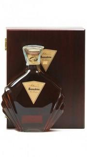 "Bas Armagnac ""Millesimé"" SAMALENS 1967 70 Cl Box di Legno"
