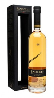 "Single Malt Welsh Whisky ""Madeira"" PENDERYN DISTILLERY 70 Cl Astuccio"