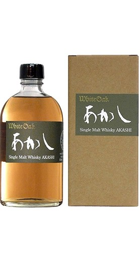 Whisky Single Malt 'Akashi' White Oak Distillery - Akashi 50 Cl Astuccio