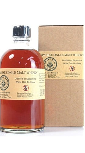 "Single Malt Japanese Whisky ""Akashi"" 5 Years Old White Oak Distillery - Akashi 50 Cl Astuccio"