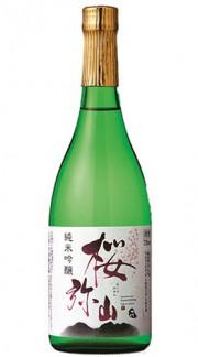 Sakè Sakuramisen Jyunmai Ginjyo Chugoku Jozo 72 Cl Astuccio