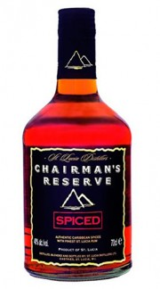 Rum Chairman's Reserve Spiced SAINT LUCIA DISTILLERS 70 Cl