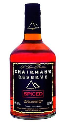 Rum Chairman's Reserve Spiced SAINT LUCIA DISTILLERS 70 Cl