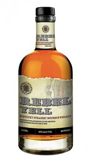 Kentucky Straight Bourbon Whisky REBEL YELL 70 Cl