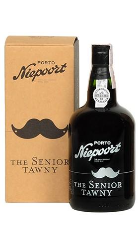 "Porto Tawny ""The Senior Tawny"" NIEPOORT 75 Cl Astuccio"