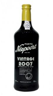 Porto Vintage NIEPOORT 2007 75 Cl Box di Legno