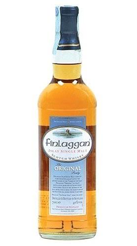 "Islay Single Malt Scotch Whisky ""Finlaggan - The Original Peaty"" The Vintage Malt Whisky Company 70 Cl"