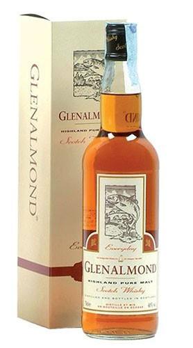 "Highland Pure Malt Scotch Whisky ""Glenalmond Everyday"" The Vintage Malt Whisky Company 70 Cl Astuccio"
