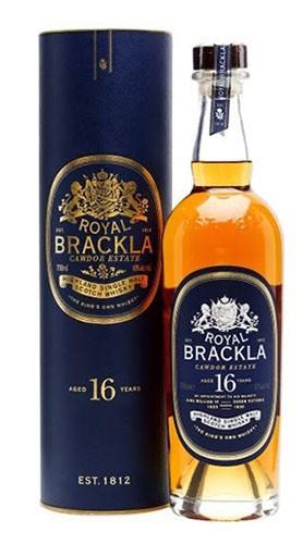 "Single Malt Scotch Whisky 16 years old ""Royal Brackla Cooper's Choice"" The Vintage Malt Whisky Company 1997 70 Cl Tubo"
