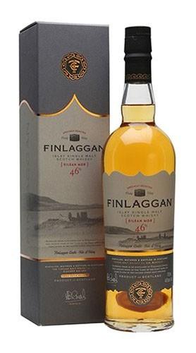 "Islay Single Malt Scotch Whisky ""Finlaggan Eilean Mor"" The Vintage Malt Whisky Company 70 Cl Astuccio"