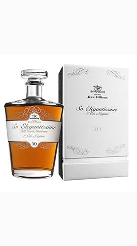 Cognac SO Elegantissime XO COGNAC JEAN FILLIOUX 70 Cl Astuccio Lusso