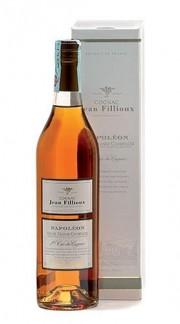 Cognac Napoléon COGNAC JEAN FILLIOUX 70 Cl Astuccio