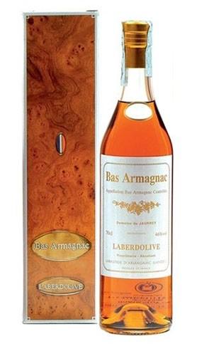 "Bas Armagnac ""Domaine Juarrey"" DOMAINE LABERDOLIVE 1962 70 Cl Astuccio"